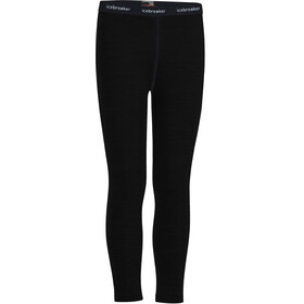 Icebreaker Kids 200 Oasis Leggings Black